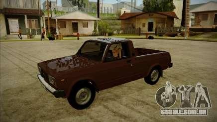 VAZ 2104 de Recebimento V2 para GTA San Andreas