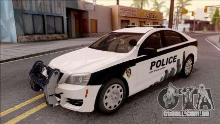 Chevrolet Caprice 2013 Los Santos PD v2 para GTA San Andreas