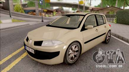 Renault Megane 2 HB Authentigue para GTA San Andreas