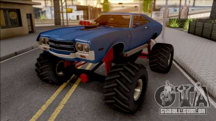 Chevrolet Chevelle SS 1972 Monster Truck para GTA San Andreas