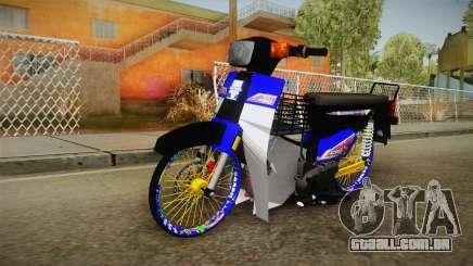 Honda C70 GBO para GTA San Andreas