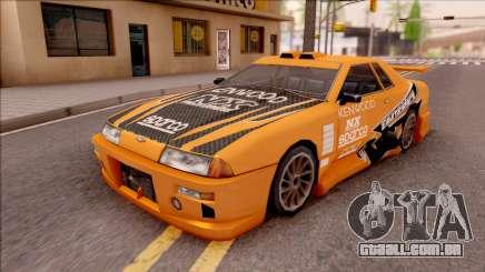 Eddie NFS Underground Paintjob For Elegy para GTA San Andreas