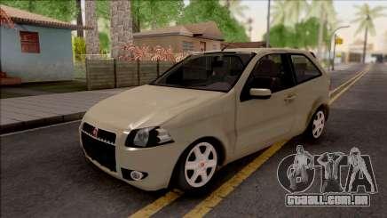 Fiat Palio 3 Puertas para GTA San Andreas