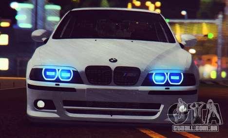 BMW M5 E39 (2017 re-styling) para GTA San Andreas