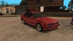 BMW M5 E34 Coupe para GTA San Andreas