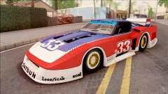 Datsun 280ZX Turbo IMSA GTX 1981