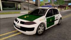 Renault Megane Guardia Civil Spanish para GTA San Andreas