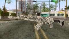 CoD: Black Ops II - AK-47 Benjamin Skin v1 para GTA San Andreas