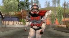 Star Wars JKA - Clone Shock Trooper Skin 2 para GTA San Andreas