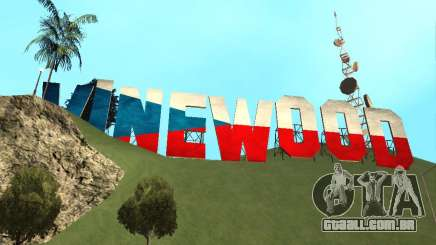 Czech Vinewood para GTA San Andreas