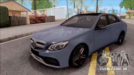Mercedes-Benz E63 AMG v2 para GTA San Andreas