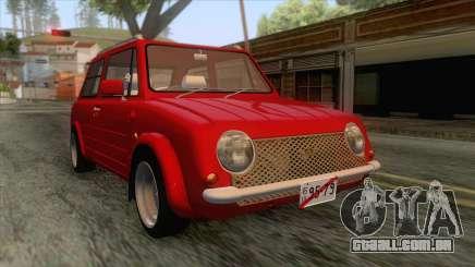 Nissan Pao para GTA San Andreas