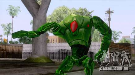 Star Wars - Green Super Battle Droid Skin para GTA San Andreas