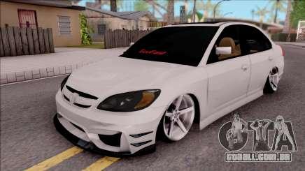 Honda Civic E.K MODS para GTA San Andreas