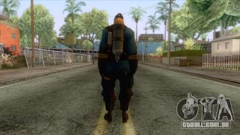 Team Fortress 2 - Pyro Skin v1 para GTA San Andreas