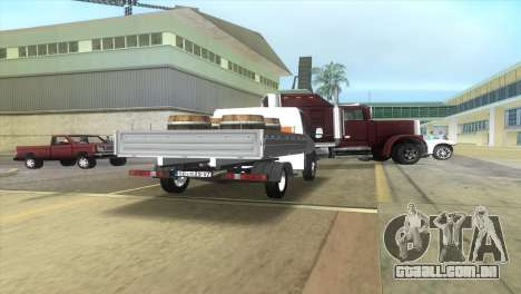 Iveco Daily 2014 para GTA Vice City