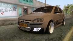 Opel Corsa Stance para GTA San Andreas