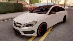 Mercedes-Benz CLA 45 AMG Shooting Breake v1 para GTA San Andreas