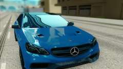 Mercedes-Benz E63 4matic para GTA San Andreas