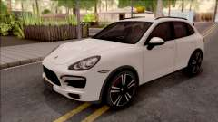 Porsche Cayenne Turbo 2013 Single Version para GTA San Andreas