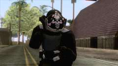 Pay day 2 - Sempai Dozer Black para GTA San Andreas