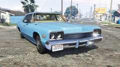 Dodge Monaco 1974 v2.0 [replace]
