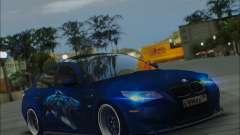BMW M5 E60 Akula para GTA San Andreas