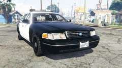 Ford Crown Victoria Police v1.3 [replace]