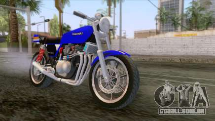 Kawasaki Barako 175 para GTA San Andreas
