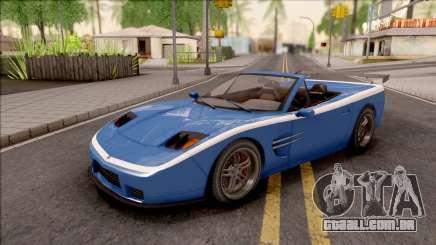 GTA IV Invetero Coquette Spyder para GTA San Andreas
