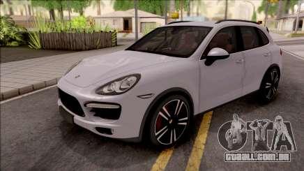 Porsche Cayenne Turbo 2013 MTA Version para GTA San Andreas