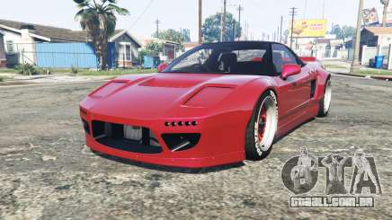 Honda NSX (NA1) Rocket Bunny [replace] para GTA 5