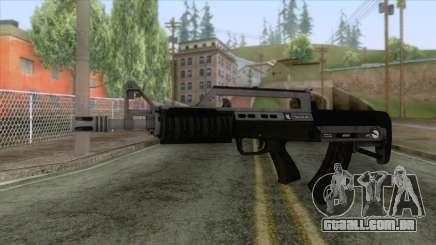 GTA 5 - Bullpup Rifle para GTA San Andreas