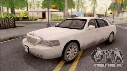 Lincoln Town Car L Signature 2010 IVF para GTA San Andreas