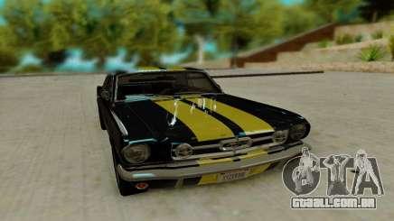 Ford Mustang GT MkI 1965 para GTA San Andreas