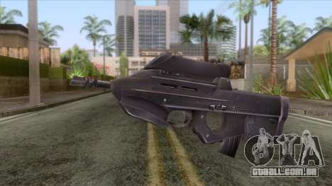 FN F2000 Assault Rifle para GTA San Andreas