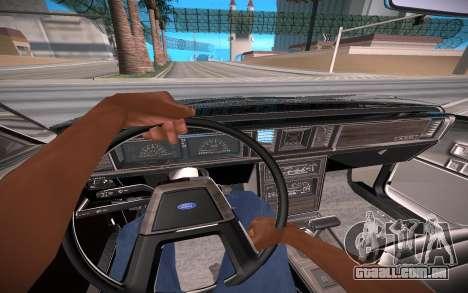 Ford LTD LX para GTA San Andreas