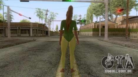 Dead or Alive - Mai Shiranui v1 para GTA San Andreas
