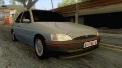 Ford Escort Mk6 2004 para GTA San Andreas