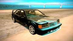 1990 Mercedes-Benz 190E Evolution II para GTA San Andreas