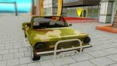 ZAZ 968 M óleo para GTA San Andreas