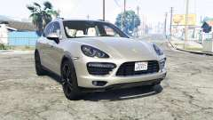 Porsche Cayenne Turbo (958) 2013 v1.1 [add-on] para GTA 5