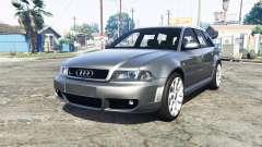 Audi RS 4 Avant (B5) 2001 v1.2 [add-on]