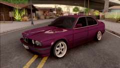 BMW E34 520i Sedan Stance Version para GTA San Andreas