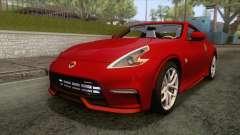 Nissan 370Z Nismo Z34 para GTA San Andreas
