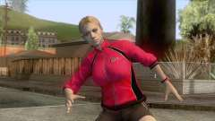 Jill Sports Skin para GTA San Andreas