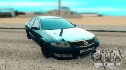Nissan Almera para GTA San Andreas