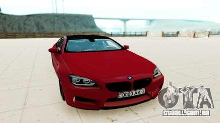 BMW M6 F13 para GTA San Andreas
