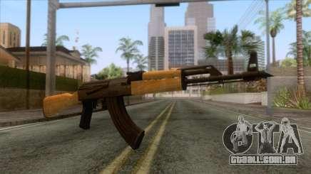 Zastava M70 Assault Rifle v1 para GTA San Andreas
