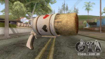 Injustice 2 - Harley Quinn Cork Gun v1 para GTA San Andreas